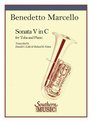 Benedetto Marcello: Sonata No 5 In C