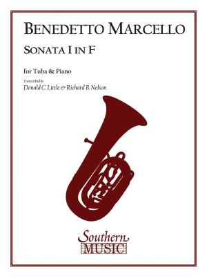 Benedetto Marcello: Sonata No 1 in F