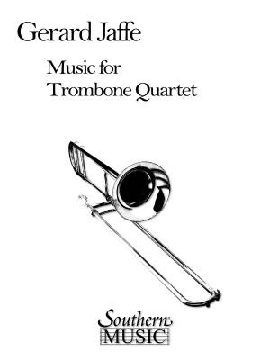 Gerard Jaffe: Music For Trombone Quartet Product Image