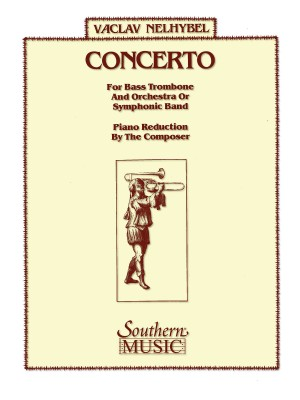 Vaclav Nelhybel: Concerto Product Image