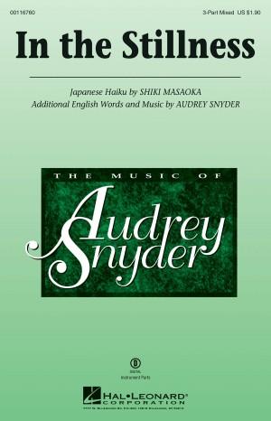 Audrey Snyder: In the Stillness