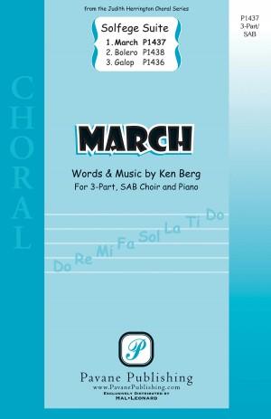 Ken Berg: March