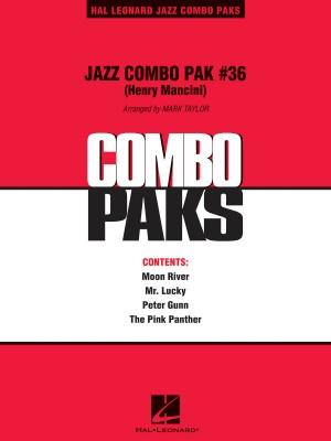 Mancini, H: Jazz Combo Pak #36