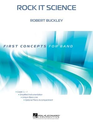 Robert Buckley: Rock It Science