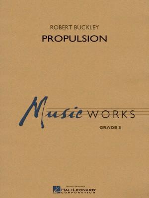 Robert Buckley: Propulsion