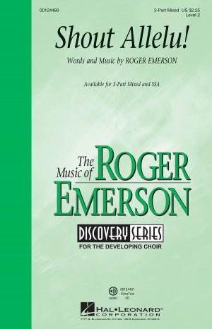 Roger Emerson: Shout Allelu!