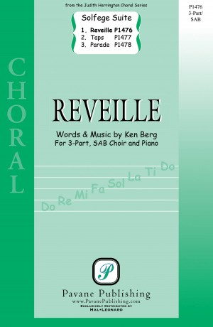 Ken Berg: Reveille (From Solfege Suite 4-The Military Suite)