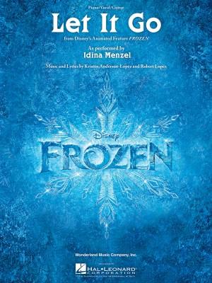 Kristen Anderson-Lopez_Robert Lopez: Let It Go (from Frozen)
