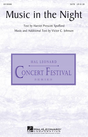 Victor C. Johnson: Music in the Night