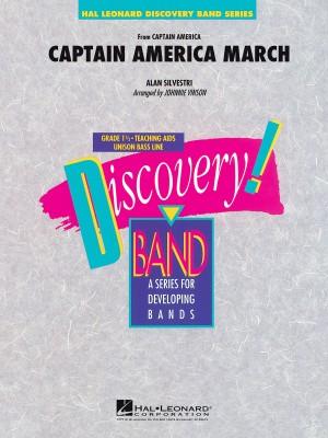 Alan Silvestri: Captain America March
