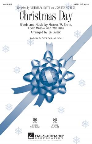 Cindy Morgan: Christmas Day