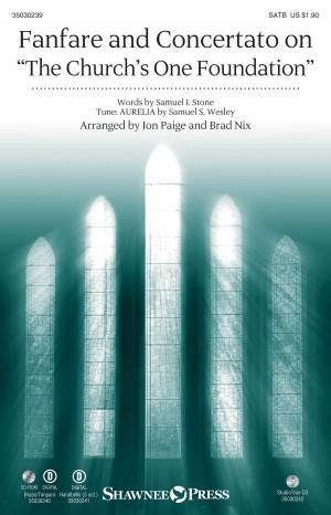 Samuel S. Wesley: Fanfare & Concertato on The Church's Foundation