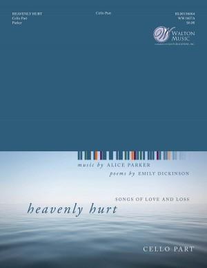 Alice Parker: Heavenly Hurt Cello Part