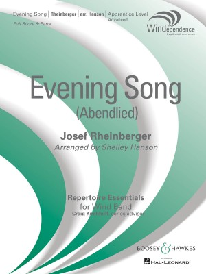Josef Rheinberger: Evening Song (Abendlied)