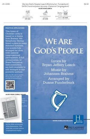 Johannes Brahms_Bryan Jeffery Leech: We Are God's People