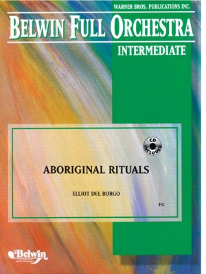 Elliot Del Borgo: Aboriginal Rituals