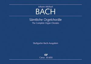 Bach, J.M.: Sämtliche Orgelchoräle