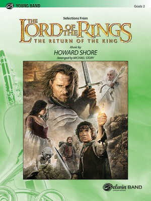 Howard Shore: The Lord of the Rings: The Return of the King, Selections from