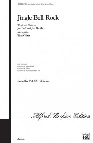 Joe Beal/Jim Boothe: Jingle-Bell Rock SATB