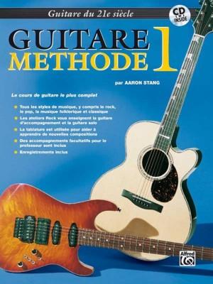 21st Century Guitar Method 1 (German Edition)