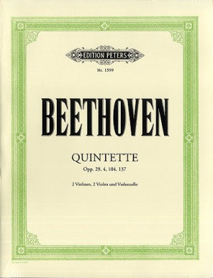 Beethoven: String Quintets, complete