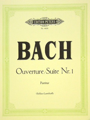 Bach, J.S: Suite No. 1 in C BWV 1066