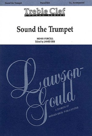 Henry Purcell: Sound the Trumpet 2-Part