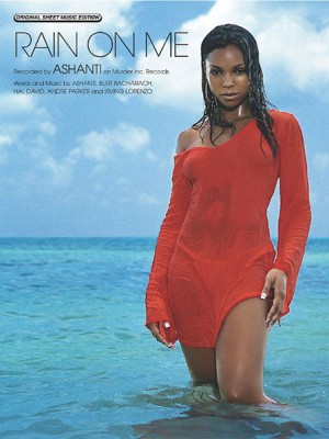 Ashanti: Rain on Me