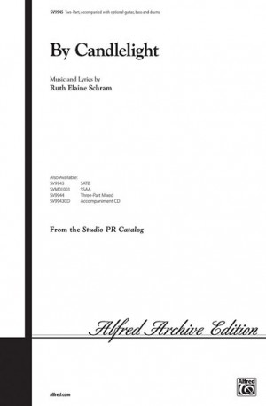 Ruth Elaine Schram: By Candlelight 2-Part