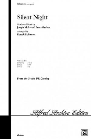 Franz Gruber/Joseph Mohr: Silent Night SSA