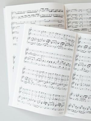 Krieger: Singet fröhlich Gotte (C-Dur)