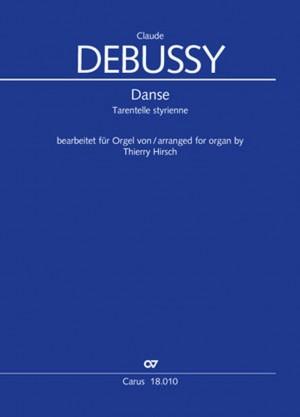 Debussy: Danse (Tarantelle styrienne)