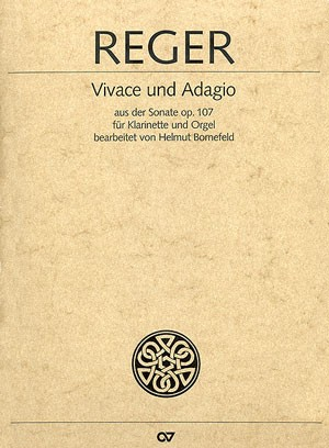 Reger: Vivace und Adagio (Op.199)