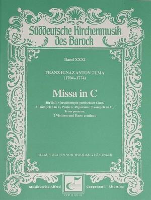 Tuma: Missa in C (C-Dur)