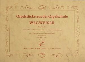 Carissimi: Orgelstücke aus der Orgelschule Wegweiser