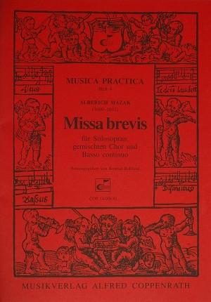Mazak: Missa brevis