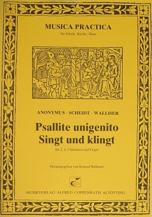 Walliser: Psallite unigenito