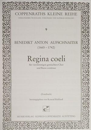 Aufschnaiter: Regina coeli
