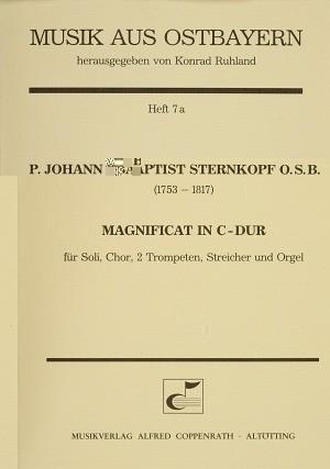 Sternkopf: Magnificat in C-Dur (C-Dur)