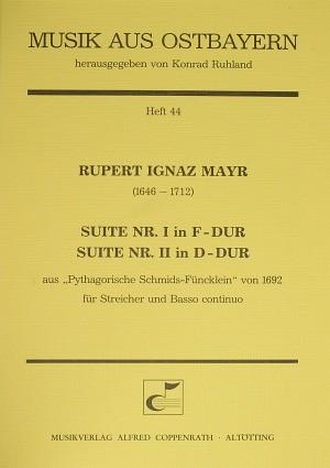 Mayr: 2 Suiten