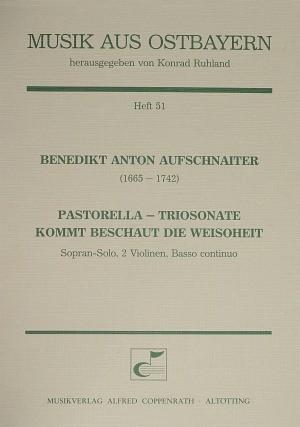 Aufschnaiter: Pastorella - Triosonate