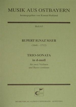 Mayr: Trio-Sonata (d-Moll)