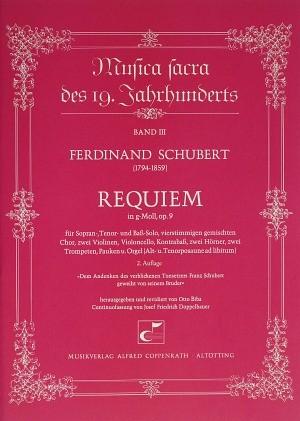 Schubert: Requiem in g (9)