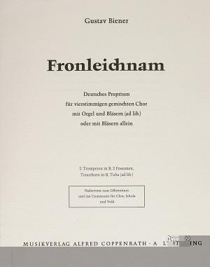 Biener: Fronleichnam