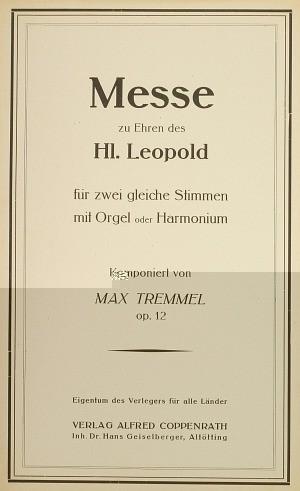 Tremmel: Messe zu Ehren des hl. Leopold (12)