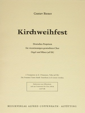 Biener: Kirchweihfest