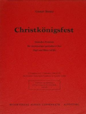 Biener: Christkönigsfest