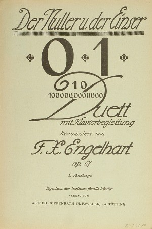 Engelhart: Der Nuller und der Einser (Op.67)