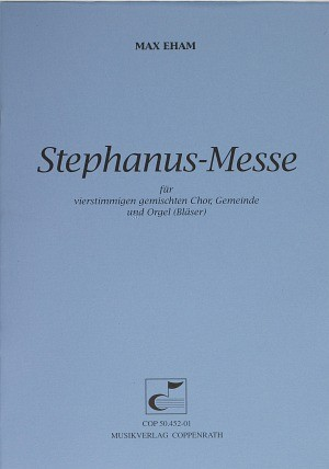 Eham: Stephanus-Messe (B-Dur)