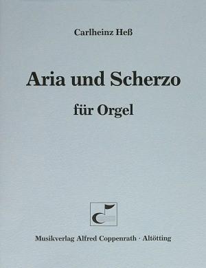 Heß: Aria und Scherzo